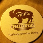 Photo taken at Ted's Montana Grill by Graham W. on 6/1/2013