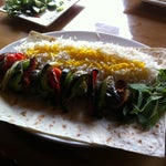 Photo taken at Lavash by Ross S. on 10/12/2013