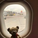 Ach...wie putzig ist das hier. Für LH Businessclass geht Check-In und Safety-Check schnell. Die Wege sind kurz... und der Flug nach Frankfurt oder München auch!