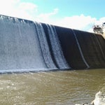 Photo taken at Evergreen Dam by Felipe! on 9/28/2012