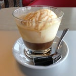 Photo taken at Aroma Espresso by Ivan C. on 7/27/2013