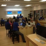 Photo taken at Apple Store, Southdale by Lance P B. on 5/13/2012