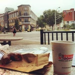 Photo taken at Dunkin Donuts by Tristan S. on 9/4/2012