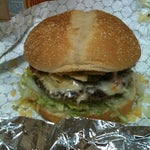 Photo taken at Junior Colombian Burger by Denise E. on 11/13/2011