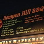 Photo taken at Hempen Hill BBQ by LP on 2/9/2013