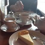 Фото Кофе и шоколад в соцсетях