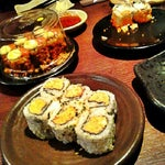 Photo taken at Sushi Tei by putra a. on 11/29/2012