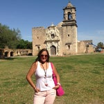 Photo taken at San Antonio Missions National Historical Park by Bere Quiroz on 4/13/2013