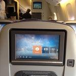 Отличный новый боинг 777 на Москву от Аэрофлота. Место для ног норм. Тв с USB :)