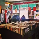 Photo taken at Goner Records by Brandi C. on 6/23/2013