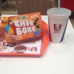 Фото KFC в соцсетях