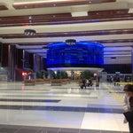 Sonunda yeni binası açılmış, çok şık, tertemiz bir havalimanı olmuş