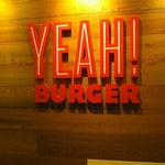 Photo taken at YEAH! Burger by Jose M. on 1/29/2012