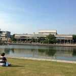 Photo taken at University College Dublin by Michelle L. on 7/18/2013