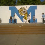 Photo taken at Samuel F. B. Morse High School by Karen A. on 4/9/2013