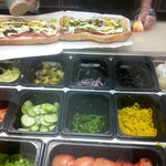 Photo taken at Subway by SuppaDave on 4/10/2013