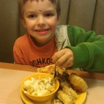 Photo taken at CiCi's Pizza by Darren S. on 10/16/2013