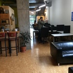 Photo taken at MoJo Coworking by Tony Z. on 10/16/2014