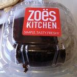 Photo taken at Zoës Kitchen by Bearded_Jeff on 6/12/2014