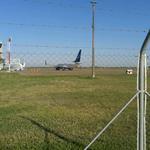 Boeing 737 LV-CAM de Aerolineas Argentinas