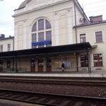 Photo taken at Tarnów by Panna R. on 1/3/2014