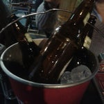 Photo taken at Cervejaria 366 by Jessica S. on 6/12/2014