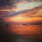Photo taken at Sylvan Beach NY by Dan P. on 6/24/2013