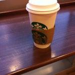 Photo taken at Starbucks by Владимир К. on 2/8/2013