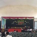 Photo taken at SMA Kristen Petra 5 by Sheena S. on 6/14/2014