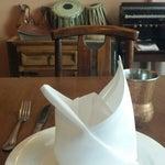 Photo taken at Karahi Indian Cuisine by Viviana L. on 6/4/2014
