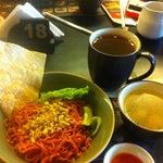 Photo taken at Resto Ngalam by Vivera T. on 7/31/2014
