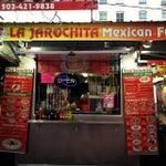 Photo taken at La Jarochita Mexican by Randy T. on 2/3/2014