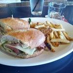 Photo taken at Mars Bar & Restaurant by Zach B. on 8/26/2013