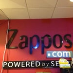 Photo taken at Zappos HQ by Brendon T. on 8/23/2013