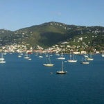 Photo taken at Port Of St. Thomas by Rob W. on 4/16/2012