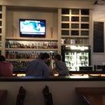 Photo taken at Pauley's Original Crepe Bar by Robert L. on 1/22/2012