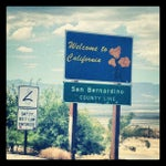 Photo taken at California / Nevada State Line by Nikki D. on 7/20/2012