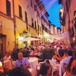 Photo taken at Enoteca Guidi by Andrea D. on 7/14/2012