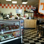 Photo taken at Lenny's Sub Shop by Jack M. on 10/25/2011