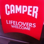 Photo taken at Camper by susi z. on 5/2/2012