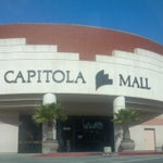 Photo taken at Capitola Mall Shopping Center by Mauro D. on 5/8/2012