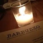Photo taken at Barbuzzo Mediterranean Kitchen & Bar by Chris H. on 5/26/2012