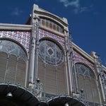 Photo taken at Mercat Central by Bert B. on 3/19/2012