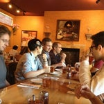 Photo taken at Lavash by Steven C. on 6/27/2012
