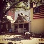 Photo taken at Betsy Ross House by Justin H. on 8/12/2012