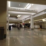 Photo taken at Syracuse Hancock International Airport (SYR) by Kapil B. on 11/10/2011