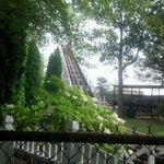 Photo taken at Canobie Yankee Cannon Ball by Josh H. on 8/25/2012