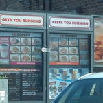 Photo taken at Dunkin' Donuts by Mary H. on 9/1/2012