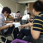 Photo taken at Universitas Pelita Harapan (UPH) by Olivia Loren on 3/6/2012