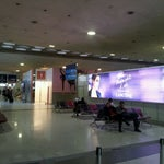 Photo taken at Terminal 2D by Vincent T. on 1/28/2012